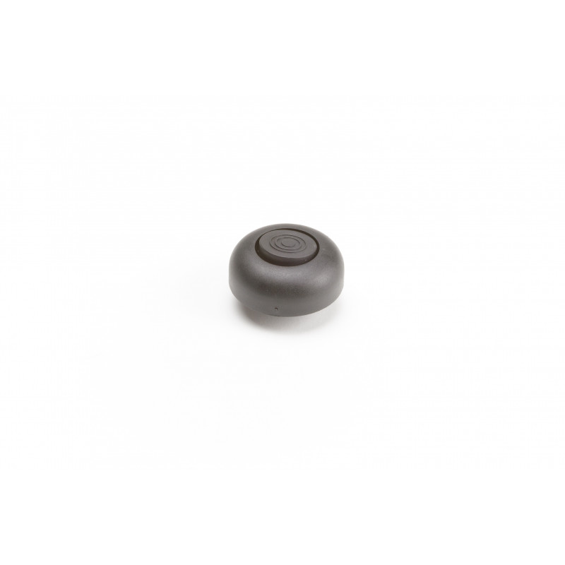 Leg round H-48mm, Ø50mm, thread M8x11,5, plastic,...
