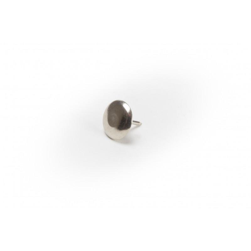 Padukas Ø32mm, plieninis, įkalamas, blizgaus chromo, su...