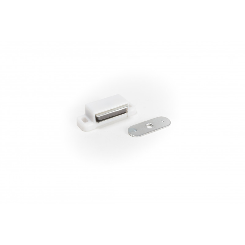 Magnetukas 4kg baltas su plokštele