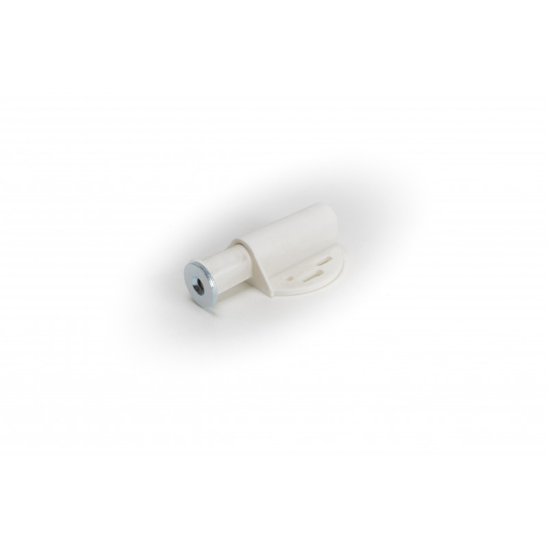 Magnet catch 4kg white push-up