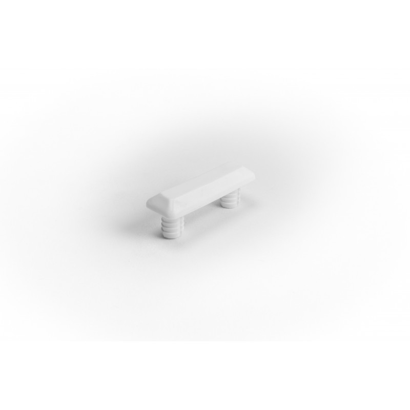 Support cc-32mm, plastic, white