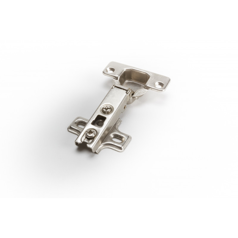 Durelių lankstas Ø35mm, išorinis, nikelis, paprastas,...