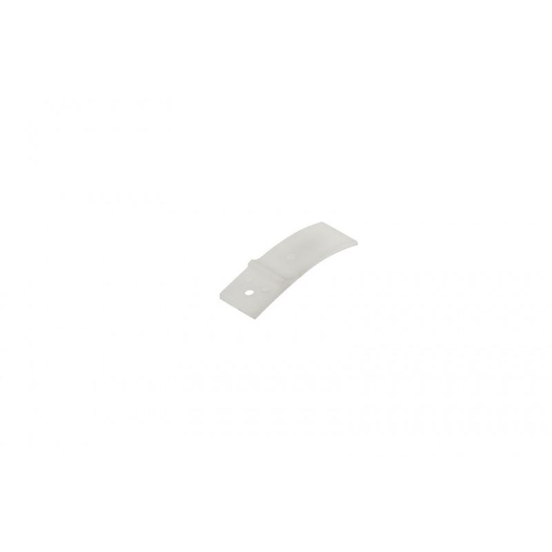 Brake 55x16x5mm plastic  white