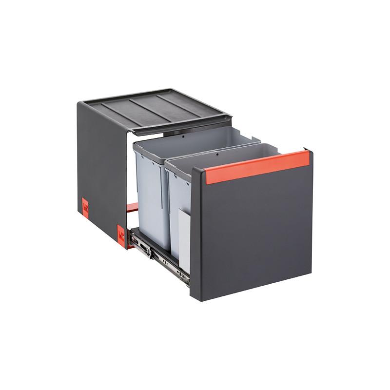 Rūšiavimo šiukšliadėžės FRANKE Cube 40