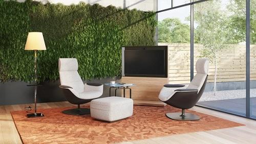 Biuro tendencijos - poilsio ir žaliosiso zonos